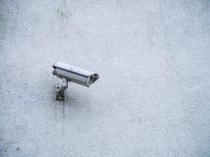 Caméra de vidéosurveillance et télésurveillance