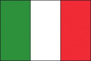 Norme italienne de porte blindée