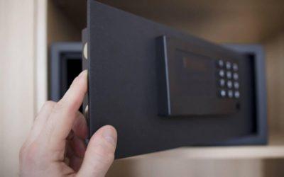 Sécuriser vos biens avec un coffre-fort